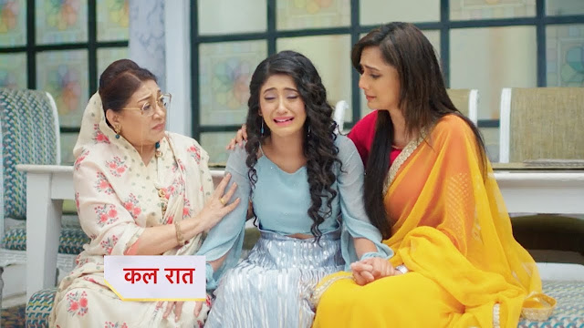 New Twist : Dadi blame Gayu for kitchen politics Rama irked in YRKKH