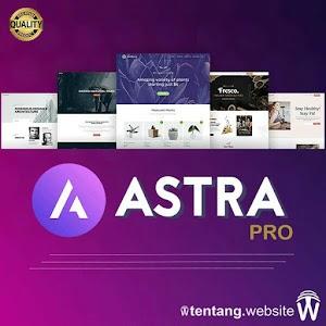 Download Astra WordPress Theme Murah 100% Original