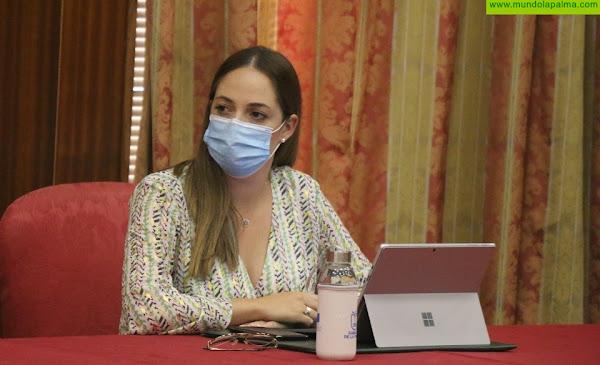 Medio Ambiente coopera con el programa de control del rabo de gato del Gobierno de Canarias y la ULL