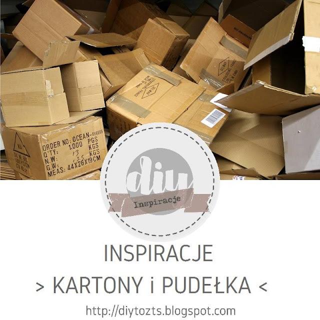 INSPIRACJE - PUDEŁKA