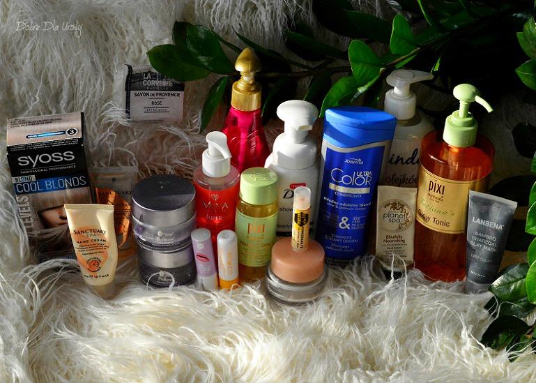 Kosmetyczne zużycia Marca - DENKO w mini recenzjach i