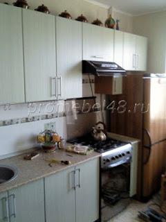 мебель для кухни штрокс зелёный