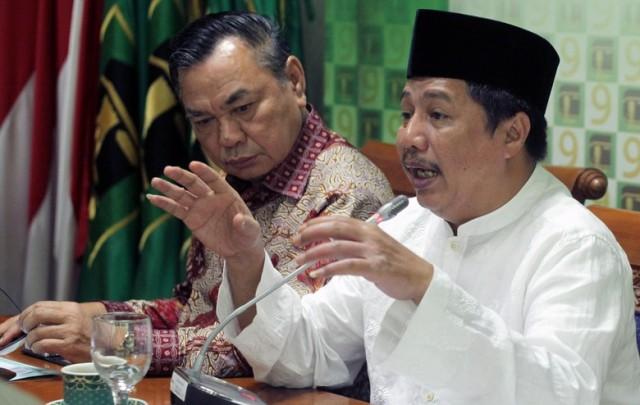 Tak Terima Ahok Aktif Kembali, Parmusi Gugat Jokowi ke PTUN