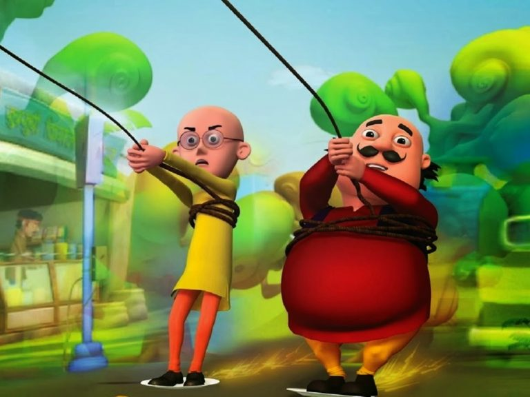 Motu Patlu cartoon hd wallpapers pics