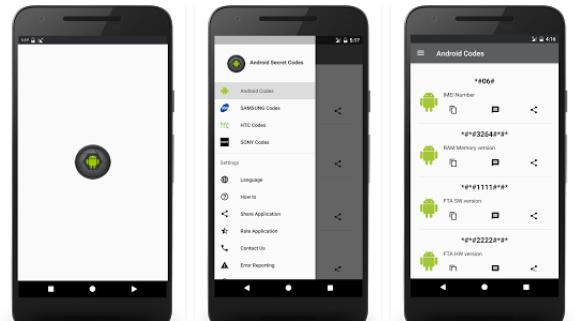 Android Secret Codes Premium Apk - Andro Ricky