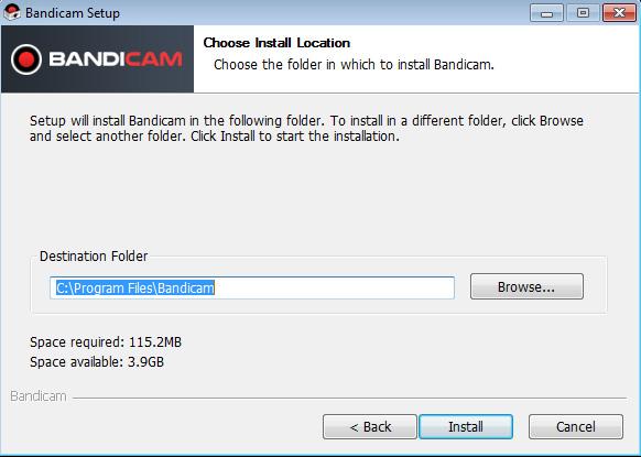 Cách tải và hướng dẫn cài đặt Bandicam trên máy tính Win 7/8/10 miễn phí e