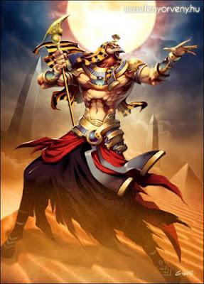 Ré: Az Egység törvénye 3. (Szabad Akarat Törvénye, piramisok építése)