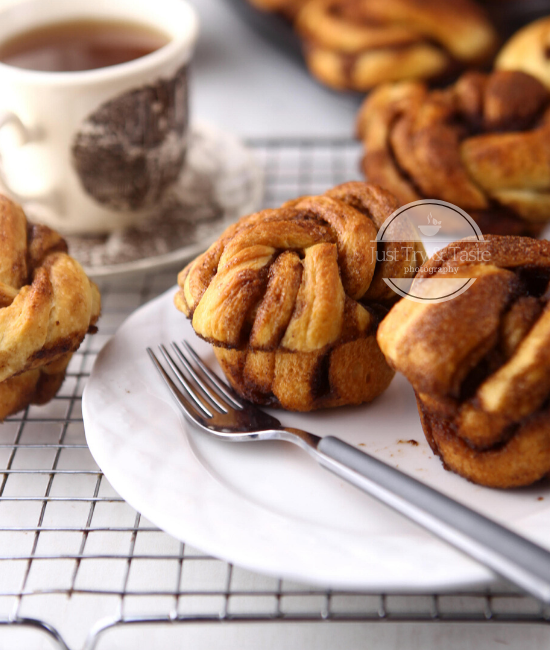 Resep Best Ever Cinnamon Bun JTT