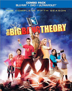 The Big Bang Theory – Temporada 5 [2xBD25] *Con Audio Latino