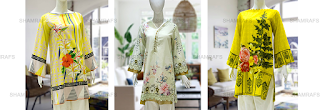 Stylish Shamraf's Summer Collections Focuses on Elegance and Brightness