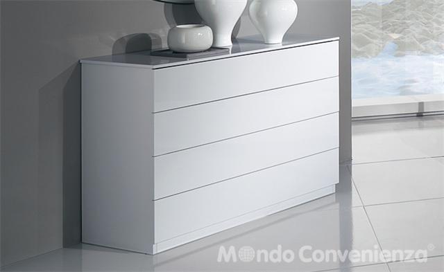 Arredamenti Moderni Idee comodino como cassettiera per