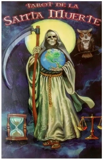 Cartas Do Destino: Tarot Da Santa Morte