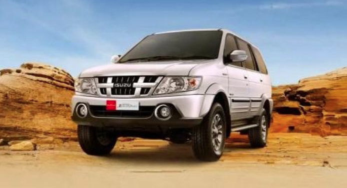 Is the Road For Isuzu Panther In Indonesia Over? What Next