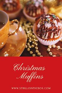 christmas carrot muffin ricetta