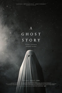 A Ghost Story (2017) Dual Audio Hindi Movie BRRip 720p