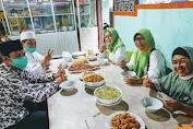 Cara Unik  SALAM Jilbab Ijo Rangkul Masyarakat Pulau Sumbawa di Mataram
