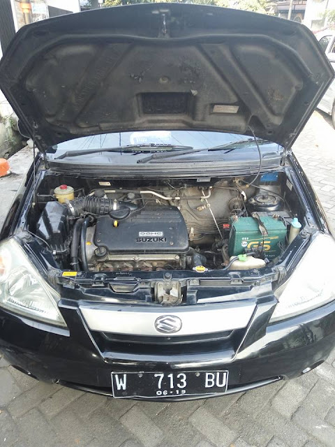 Suzuki Aerio tahun 2003 bekas