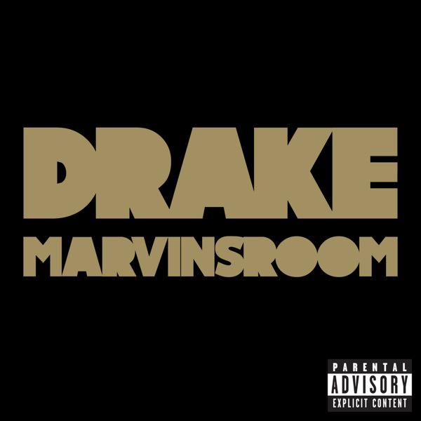 Drake - Marvins Room - Single Cover