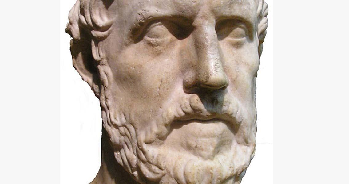 Aristophanes vs thucydides