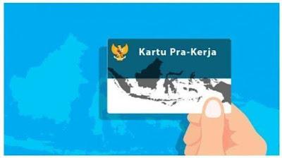 Kartu Prakerja Online Batal Launching