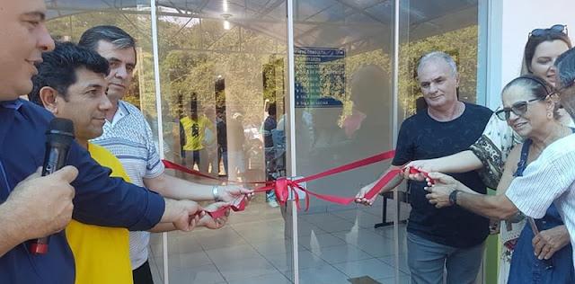 Prefeitura inaugura Unidade Básica de Saúde da Família no Esplanada