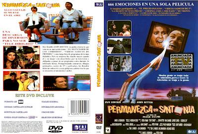 Carátula dvd: Permanezca en sintonía (1992)
