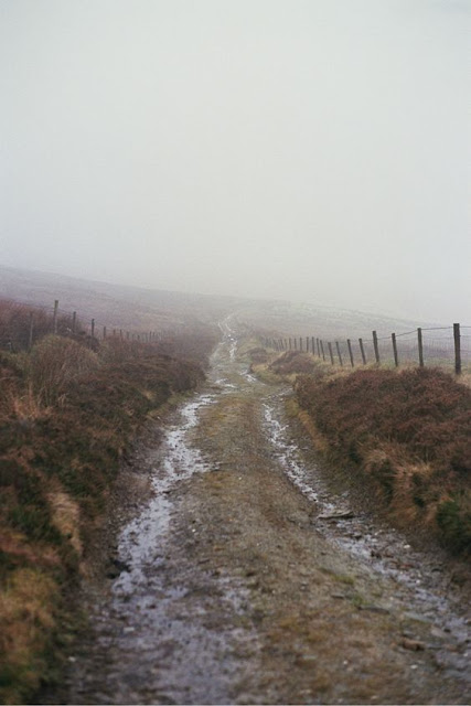 Wet, chilly West Yorkshire