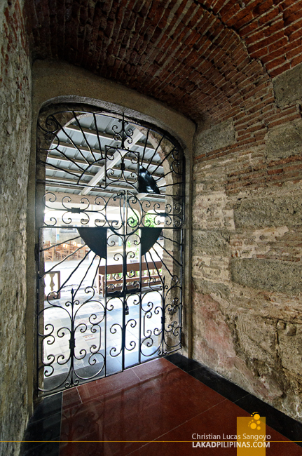 St. Dominic Church Abucay Bataan Window