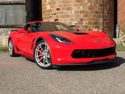 2017 Corvette Grand Sport at Purifoy Chevrolet in Fort Lupton Colorado