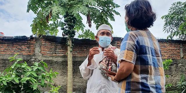 Ayah Zakiyah Duga Ada yang Menuntun Putrinya Serang Mabes Polri