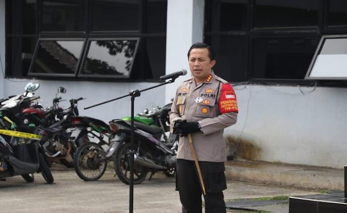 Kapolresta Tangerang Imbau Warga untuk Tidak ke Jakarta