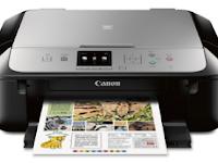 Canon PIXMA MG5721 Driver Free Downloads