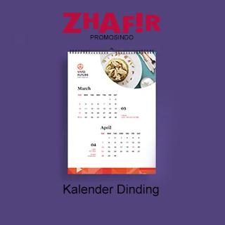 Cetak Kalender Dinding Murah