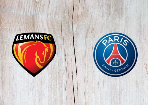 Le Mans vs PSG Full Match & Highlights 18 December 2019