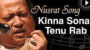 Kinna Sona Tenu Rab Ne Banaya-Nusrat-Fateh-Ali-Khan