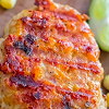 Grilled Chicken Burgers with Avocado Salsa