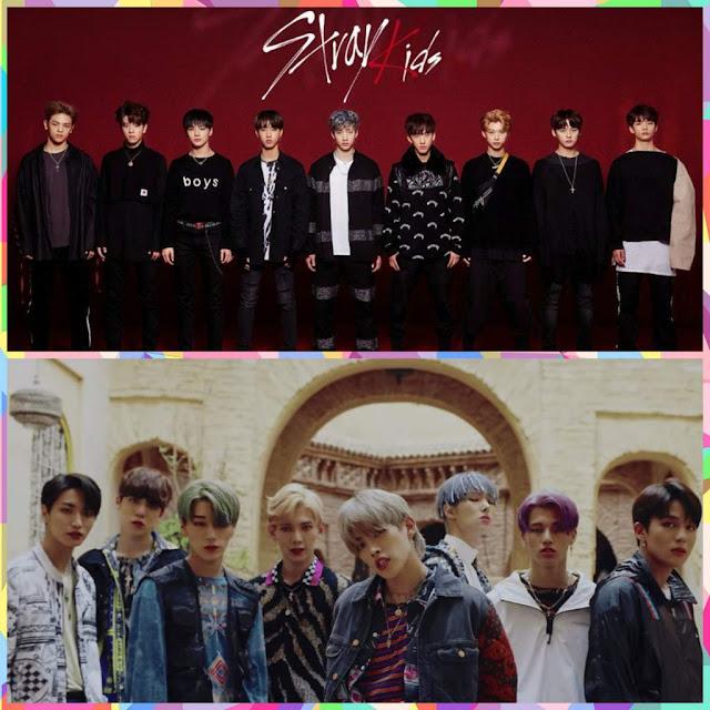 Kore'ye göre Uluslararası Daha Popüler Olan K-Pop Grupları