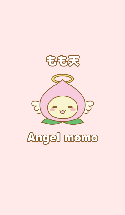 Angel momo in love