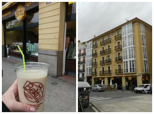 Onde beber horchata em Valencia - Horchateria Bertal