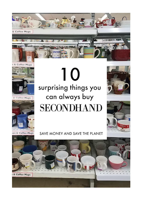 Ten Surprising Things You Should Always Get Secondhand