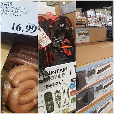 Stuff you can buy in Alaska