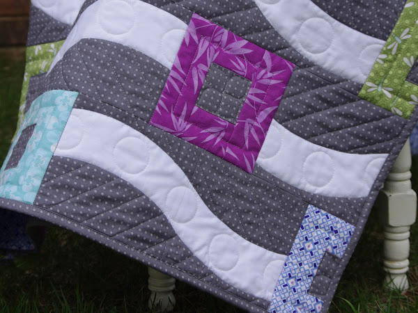 The Curvy Ruler Quilt