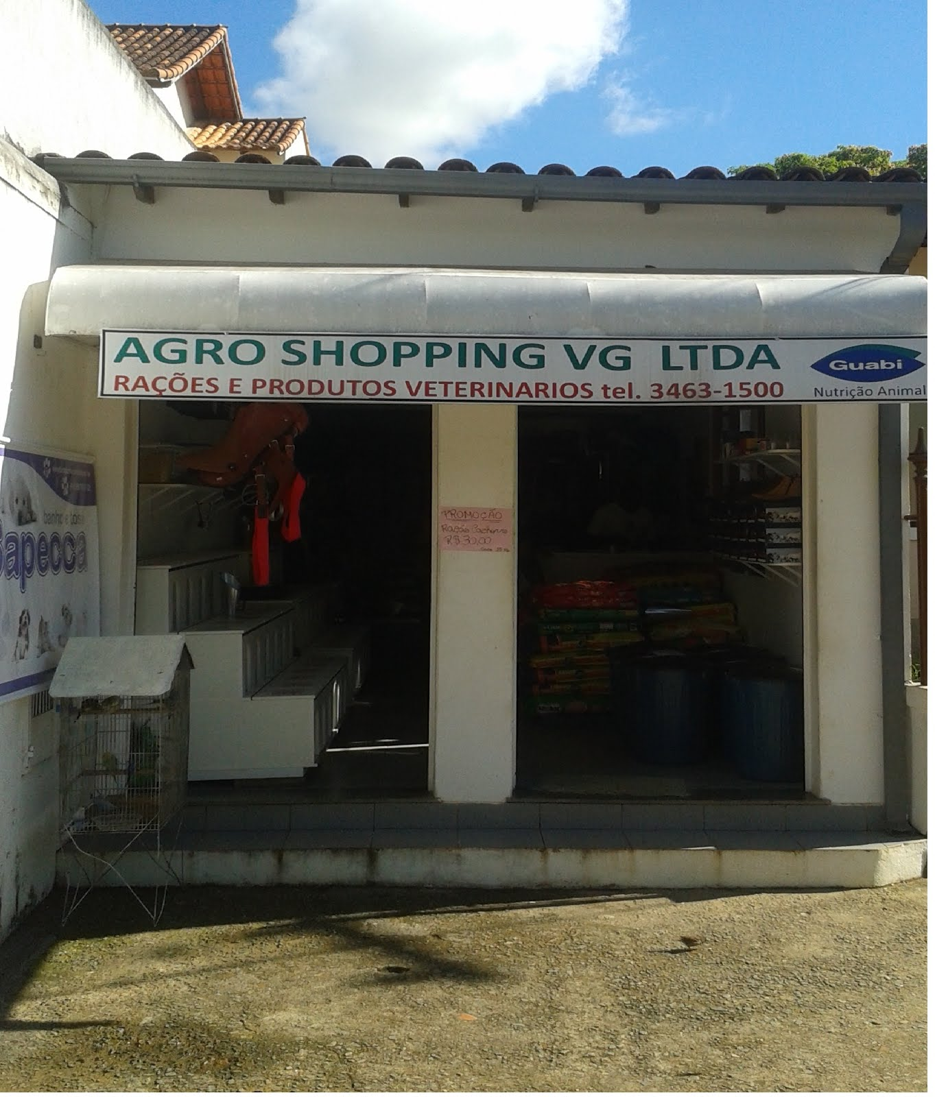AGRO SHOPPING VG Adm do Gilberto