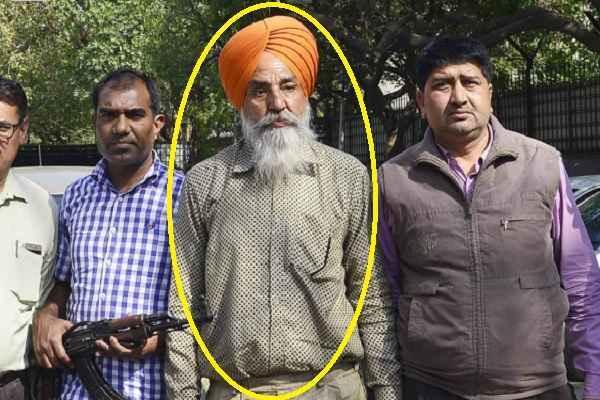 दिल्ली से खालिस्तानी आतंकवादी गुरसेवक सिंह गिरफ्तार