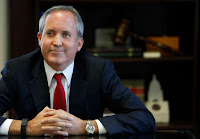 Texas Attorney General Ken Paxton is interviewed inside his Austin office, Wednesday, Oct. 7, 2015.  (Photo Credit: Mark Mulligan, Houston Chronicle Staff) Click to Enlarge.