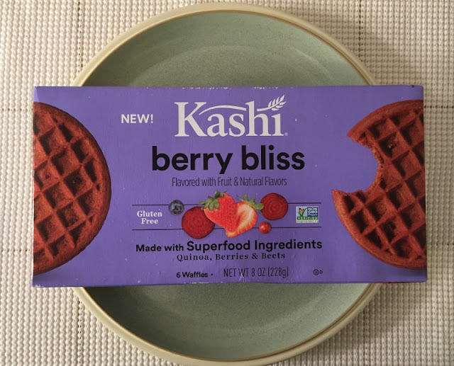 FREE Kashi Goodness or Berry Bliss Waffles