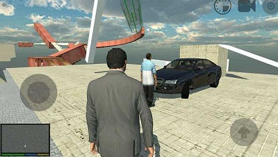 GTA 5 Los Angeles Crimes Mod Apk