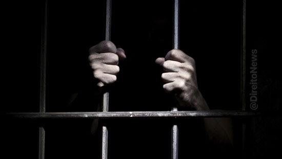 justicas estadual federal incompetentes homem preso