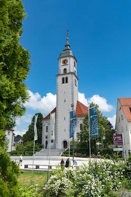 Wandertrilogie Allgäu  Etappe 11  Leutkirch-Bad Wurzach - Wiesengänger Route 16