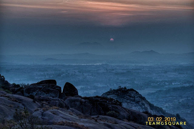 Best Sunrise trek around Bengaluru